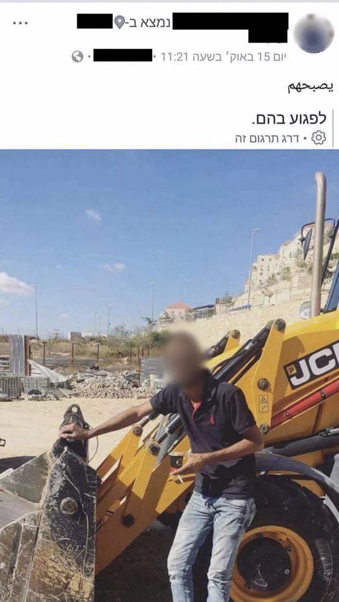 bắt giữ, người đàn ông bị bắt giữ, facebook dịch sai, Facebook dịch chào buổi sáng thành đánh nhau đi
