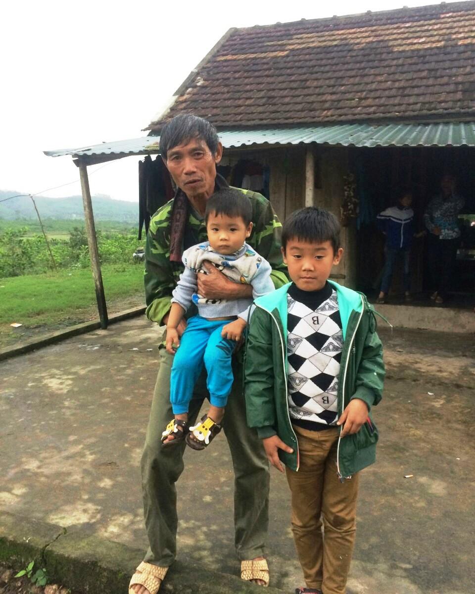 gia đình nạn nhân tử nạn ở Đài Loan