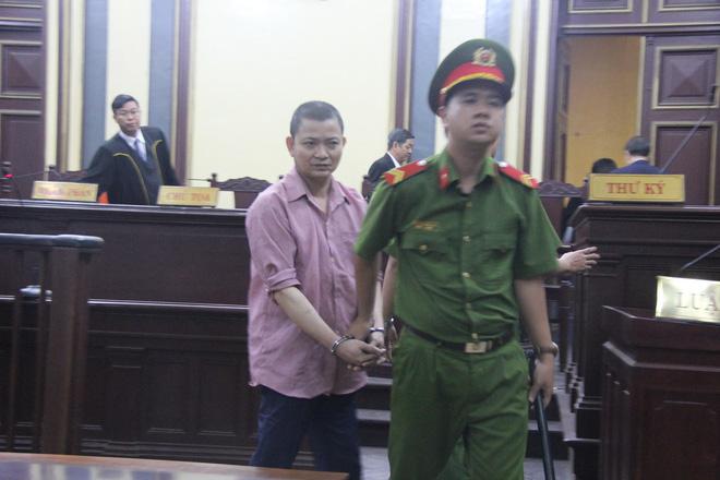 hình phạt cho kẻ giết chết vợ, kẻ giết vợ trong thùng nước phải đối diện án tử hình