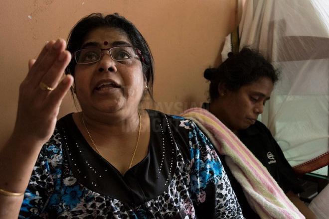 thanh niên 14 tuổi chết tức tưởi khi đang ngồi cùng mẹ tại chung cư