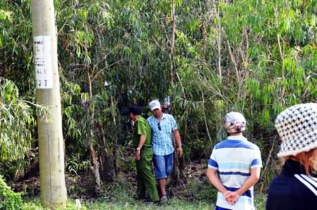 án mạng kinh hoàng 2 cha con bị cắt cổ trong rừng