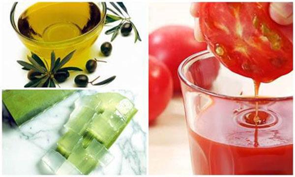mặt nạ cà chua giúp trẻ hóa làn da
