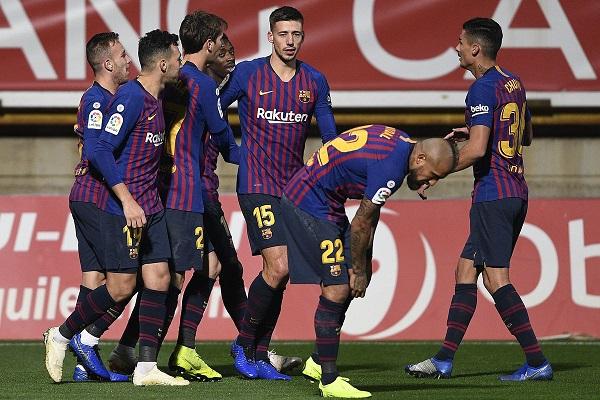 """4 điểm nhấn Leonesa 0-1 Barca: Sự toan tính của """"nhà vua"""""""