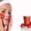 Dưỡng da hiệu quả bằng mặt nạ cà chua