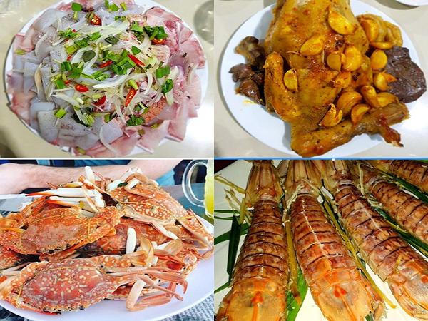 Phượt Hòn Sơn khám phá ẩm thực Kiên Giang
