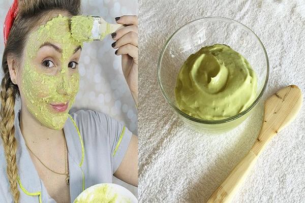 Công thức dưỡng da bằng mặt nạ bơ kết hợp mật ong