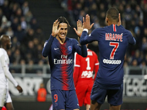 Neymar, Mbappe và Cavani đua nhau 'vùi dập' đối thủ