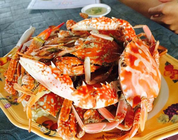 Phượt Vĩnh Hy khám phá ẩm thực Ninh Thuận