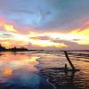 Bãi biển Nhật Lệ - điểm du lịch bụi Quảng Bình thú vị nhất
