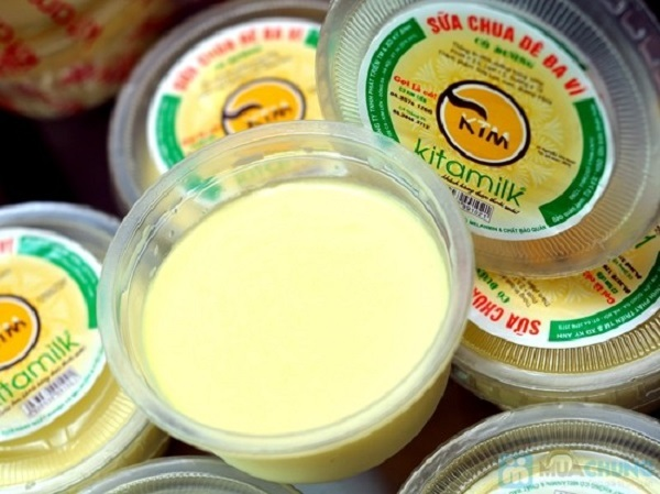Đặc sản Ba Vì - Sữa tươi, sữa chua ngon hấp dẫn