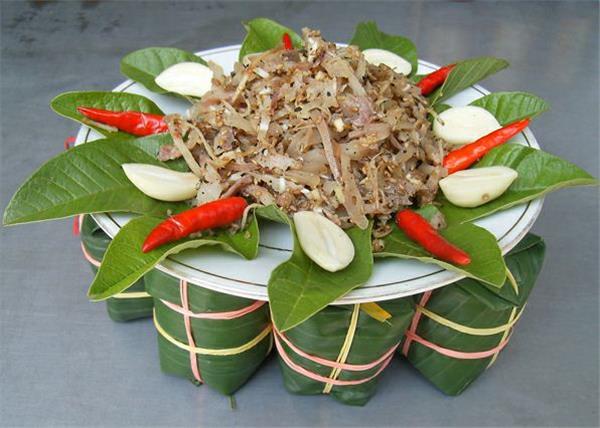Đặc sản Đà Nẵng nổi tiếng tré Bà Đệ