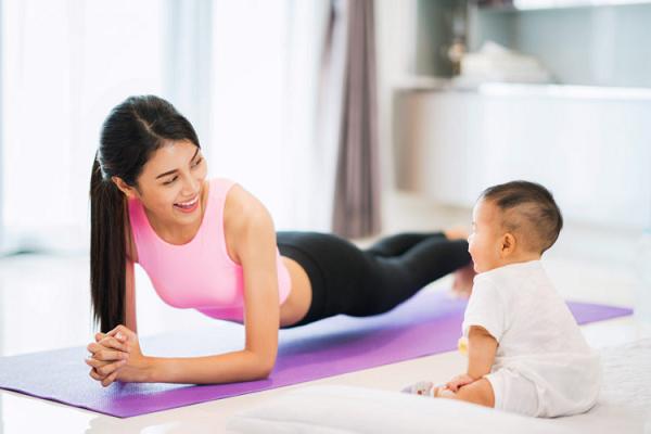 Áp dụng các bài tập giảm mỡ bụng dưới
