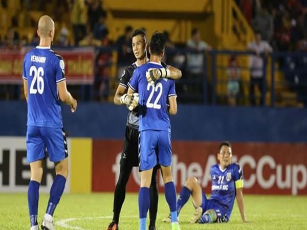 Thắng lợi 1-0 giúp Becamex Bình Dương nắm trong tay lợi thế trước trận lượt về ở Indonesia.