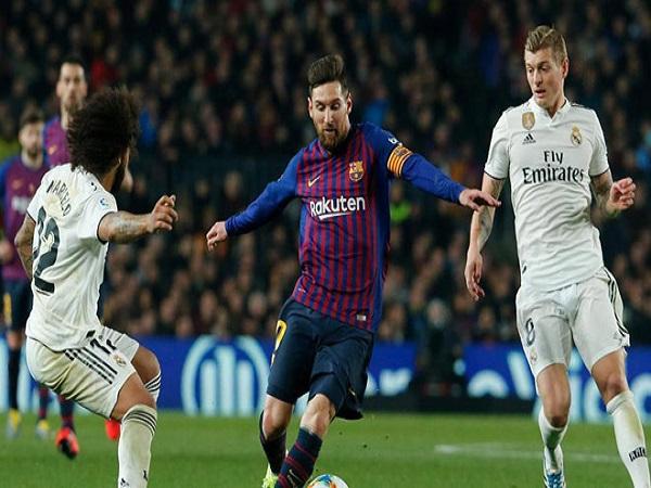 """""""Siêu kinh điển"""" Barca – Real chốt lịch"""