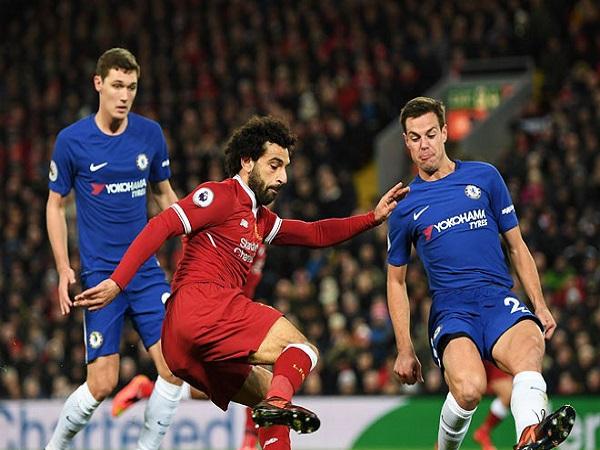 Siêu cúp châu Âu Liverpool - Chelsea