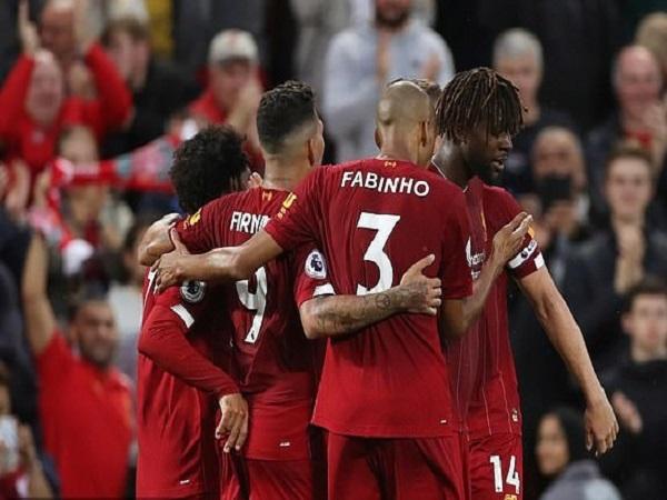 Liverpool 4-1 Norwich: Tuyệt vời hàng công