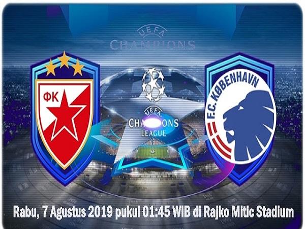 Phân tích kèo Crvena Zvezda vs FC Copenhagen, 1h45 ngày 7/08