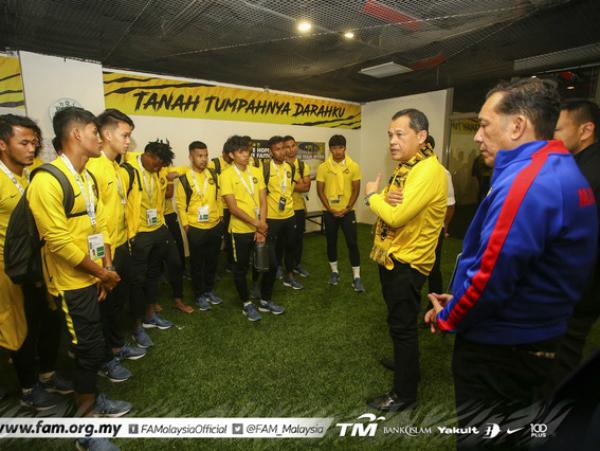 Chủ tịch LĐBĐ Malaysia cho rằng tuyển Việt Nam rất khó đánh bại