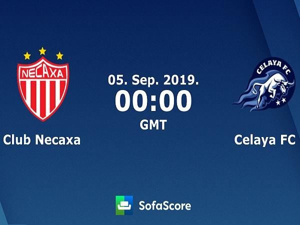 Nhận định kèo Necaxa vs Celaya 7h00, 5/09 (Cúp quốc gia Mexico)