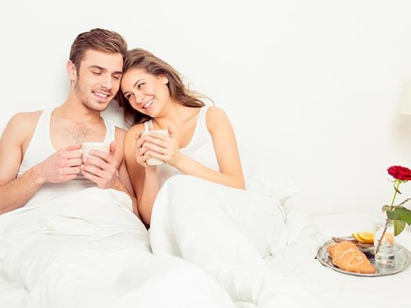 Những lợi ích không ngờ khi quan hệ tình dục buổi sáng