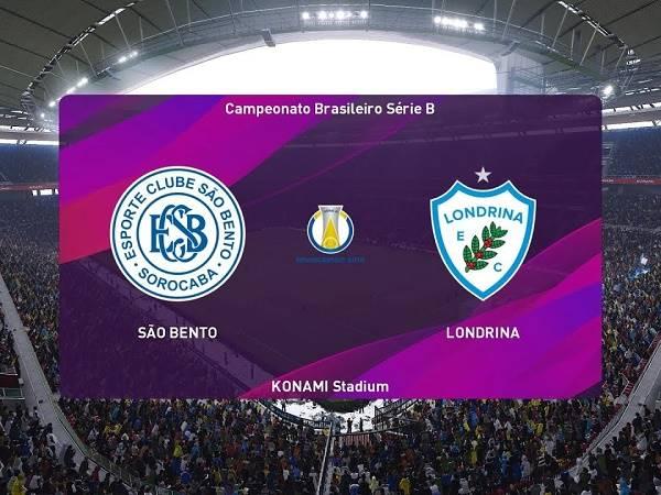 Nhận định kèo Sao Bento vs Londrina 5h15, 22/11