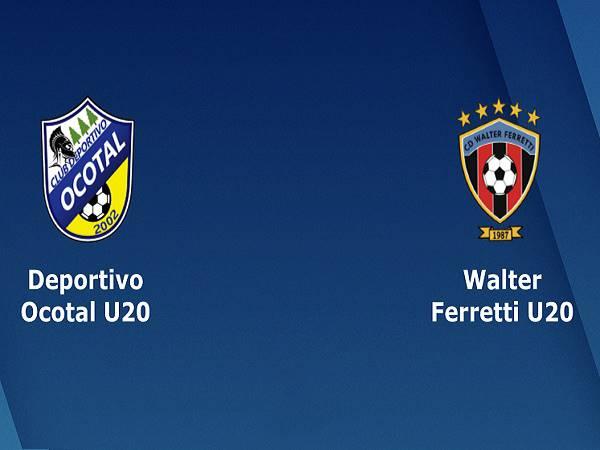 Nhận định U20 CD Ocotal vs U20 Walter Ferretti, 2h30 ngày 13/04