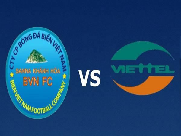 Soi kèo Khánh Hòa vs Viettel 17h00, 25/05 (Cúp QG Việt Nam)