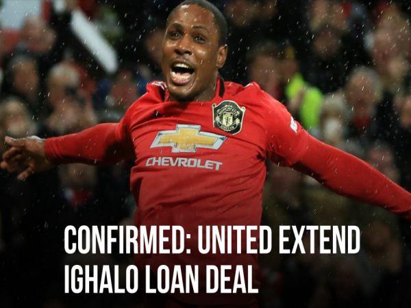 MU mất thêm 10 triệu bảng để mượn thêm Ighalo