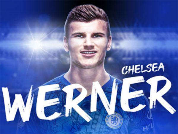 Werner hưởng lương cao nhất ở Chelsea