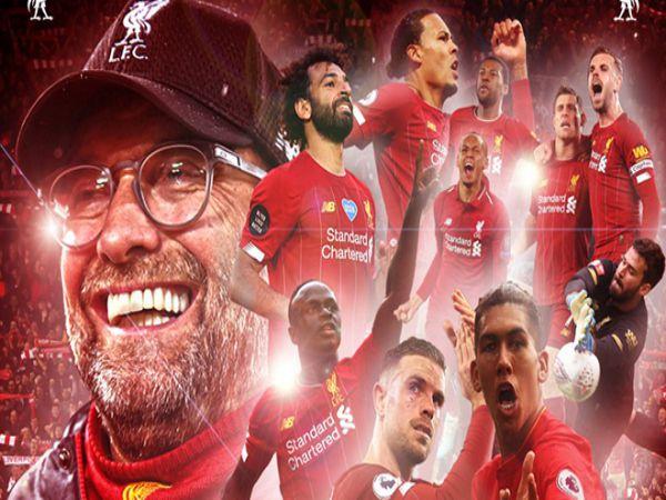 Liverpool lập kỷ lục khi vô địch Ngoại Hạng Anh