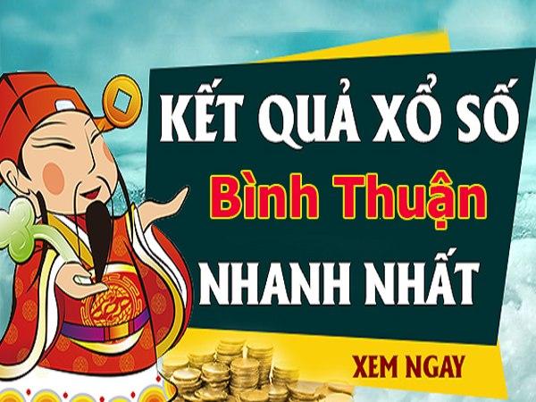 soi cầu xổ sốBình Thuận18/6