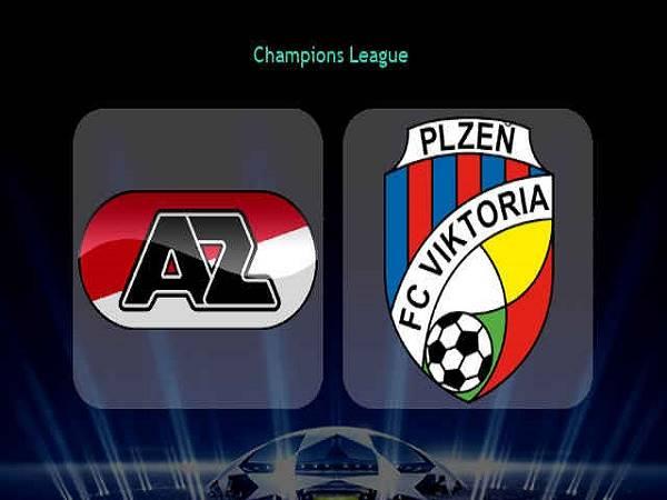 Soi kèo AZ Alkmaar vs Viktoria Plzen 21h30, 26/08 - Champions League