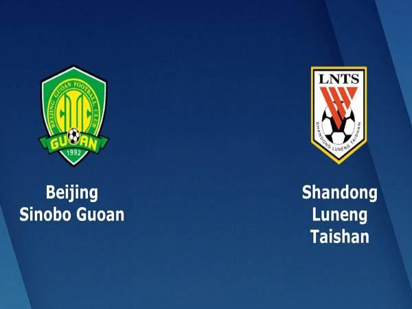 Nhận định Beijing Guoan vs Shandong Luneng, 18h35 ngày 22/10/2020