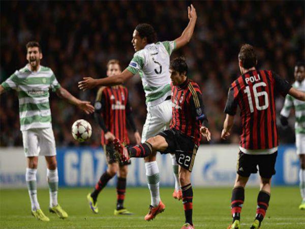 Soi kèo Celtic vs Milan, 02h00 ngày 23/10 - Cup C2 châu Âu