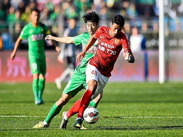 Nhận định, soi kèo Guangzhou Evergrande vs Beijing Guoan, 18h35 ngày 2/11