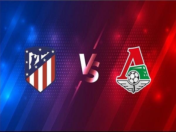 Soi kèo Atletico Madrid vs Lokomotiv Moscow - 03h00, 26/11/2020