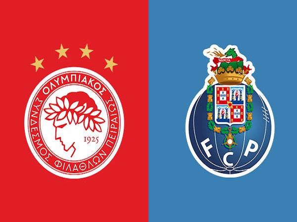 Soi kèo Olympiakos vs Porto – 03h00 10/12, Champions League