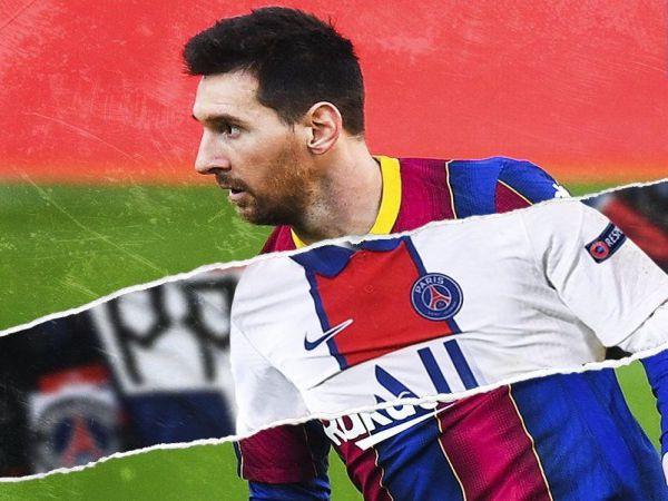Bóng đá QT sáng 19/2: Messi có thể đang nghĩ về chuyện đến PSG