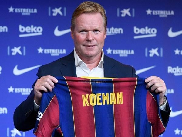 Tin thể thao sáng 26/3 : Koeman muốn Barca mua 4 cầu thủ