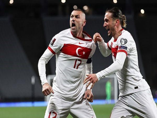 Bóng đá QT trưa 25/3: Thổ Nhĩ Kỳ đại thắng Hà Lan 4-2