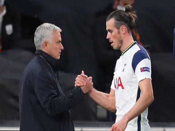 Tin thể thao sáng 23/4 : Bale có hành động ám chỉ tới Mourinho