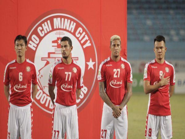 Soi kèo TP Hồ Chí Minh vs Bình Định, 19h15 ngày 2/4 - V-League