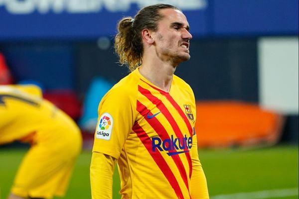Barca muốn đổi Griezmann lấy Felix