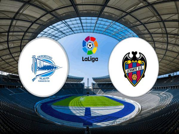 Nhận định, Soi kèo Alaves vs Levante, 19h00 ngày 8/5 - La Liga