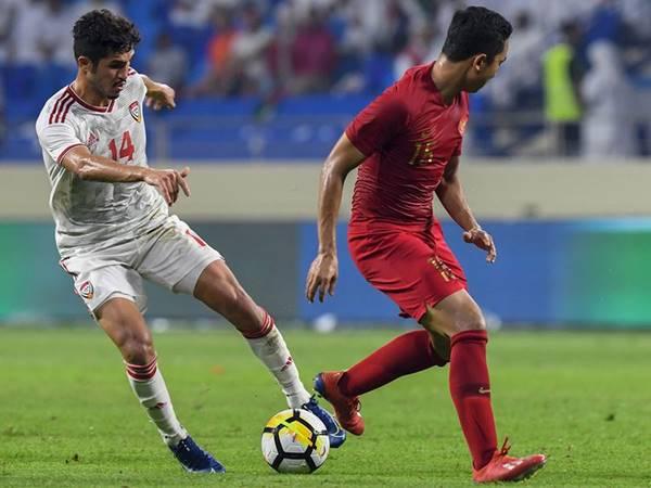 Nhận định kèo Châu Á Indonesia vs UAE (23h45 ngày 11/6)