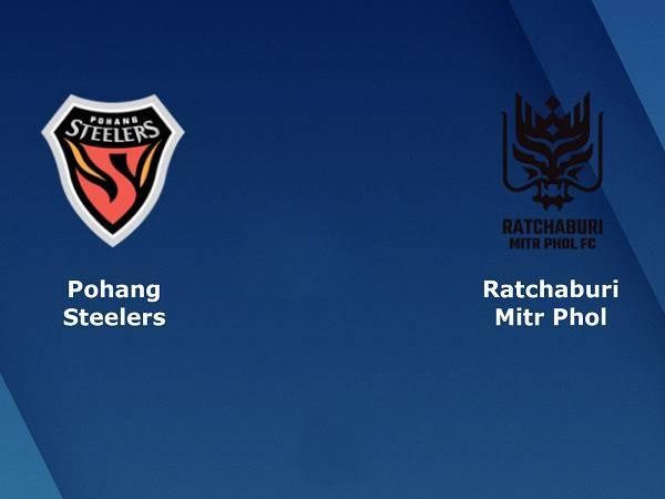 Soi kèo Pohang Steelers vs Ratchaburi – 17h00 22/06/2021