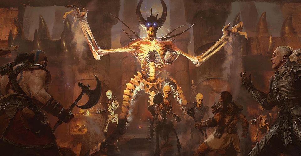 Diablo 2: Phục sinh sẽ là 'Khả năng truy cập cho tất cả mọi người'