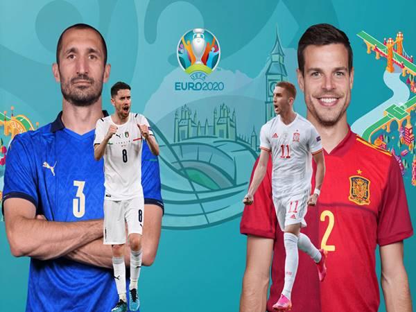 Soi kèo Italia vs Tây Ban Nha, 2h00 ngày 7/7, bán kết EURO