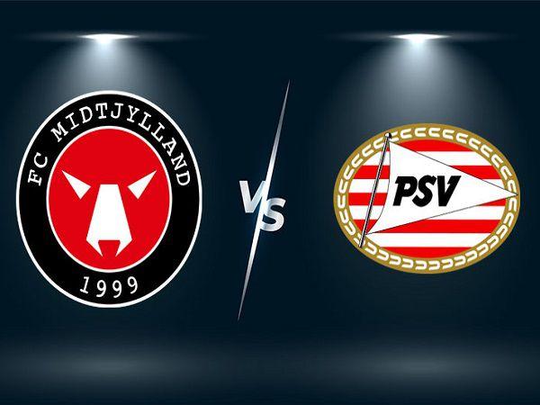 Nhận định Midtjylland vs PSV Eindhoven – 01h00 11/08, Cúp C1 Châu Âu