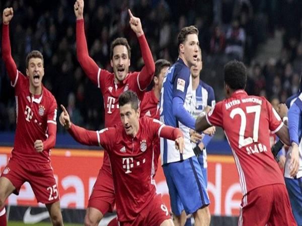Nhận định bóng đá Bayern Munich vs Hertha Berlin, 23h30 ngày 28/8